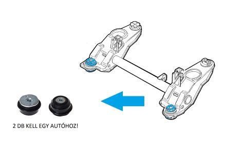 Fiat Multipla hátsó bölcső első szilentje akciós áron Miskolcon.jpg